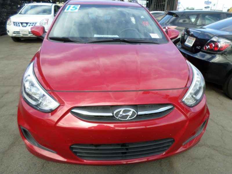 Hyundai Accent 2015 price $9,450