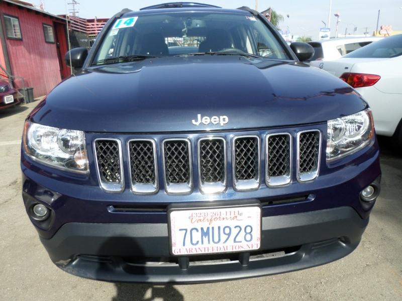 Jeep Compass 2014 price $8,950