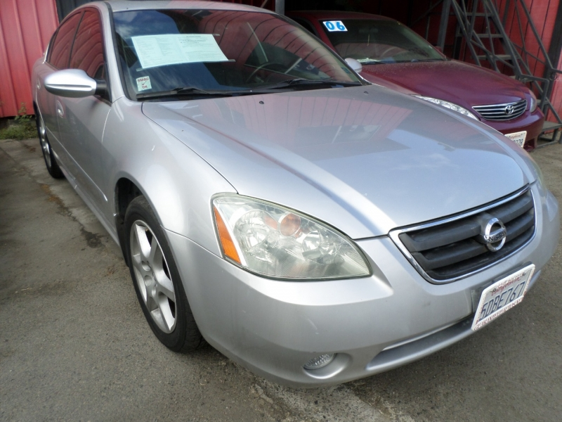 Nissan Altima 2003 price $6,950