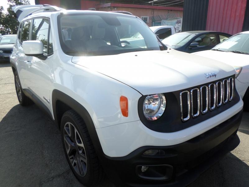 Jeep Renegade 2015 price $14,950