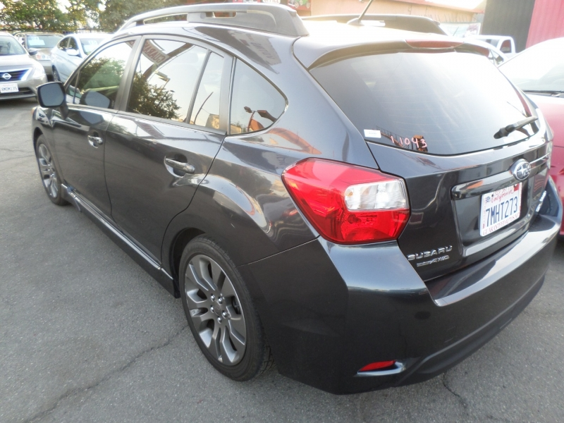 Subaru Impreza Wagon 2013 price $9,950
