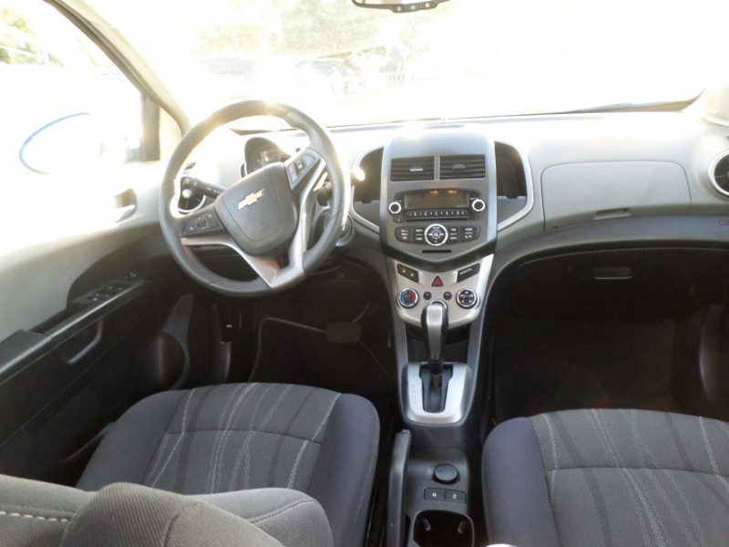 Chevrolet Sonic 2013 price $8,950