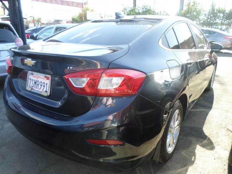 Chevrolet Cruze 2016 price $9,950