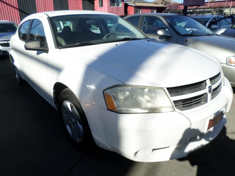 Dodge Avenger 2010 price $6,450