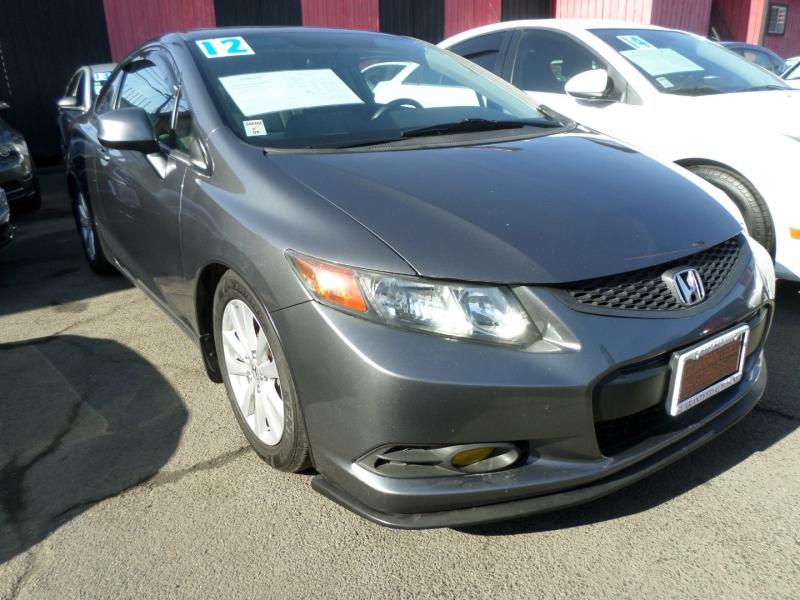 Honda Civic Cpe 2012 price $8,450