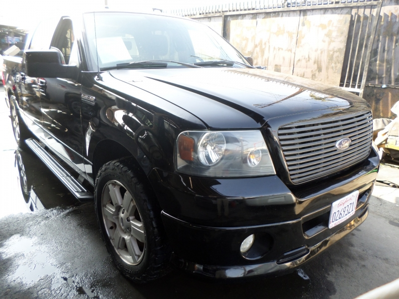 Ford F-150 2007 price $12,950