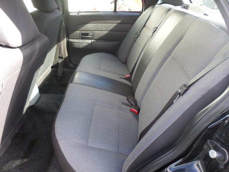Ford Police Interceptor 2007 price $4,450