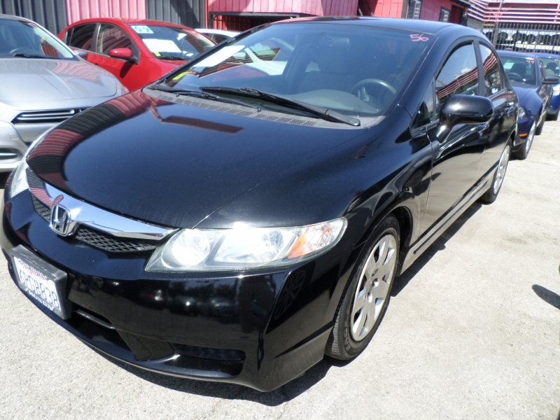 Honda Civic Sdn 2010 price $8,950