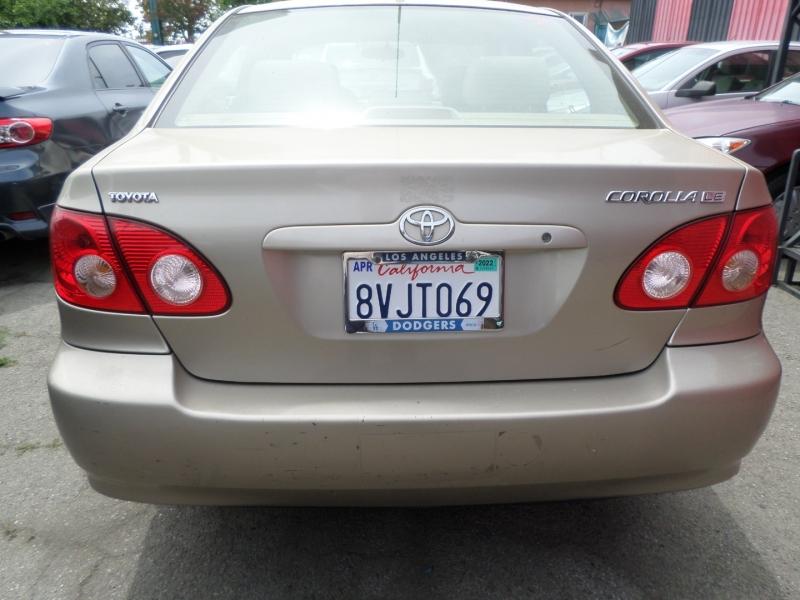Toyota Corolla 2006 price $6,950