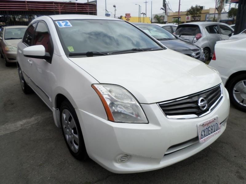 Nissan Sentra 2012 price $6,950