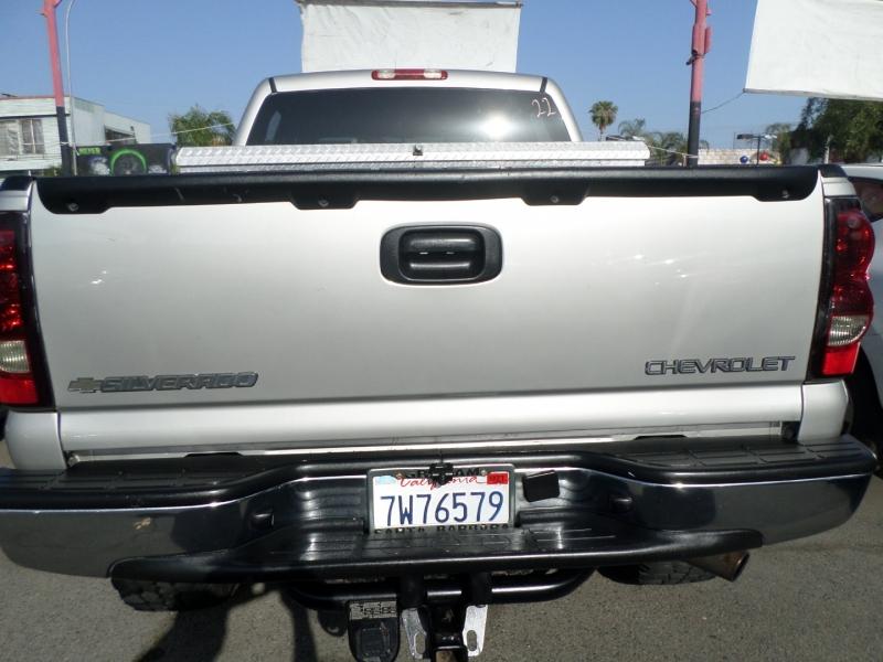 Chevrolet Silverado 1500 2005 price $16,450