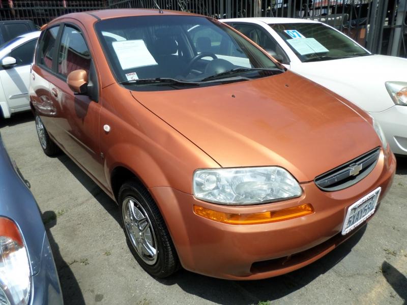 Chevrolet Aveo 2007 price $3,450