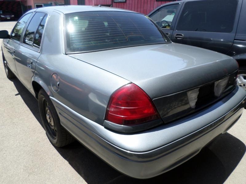 Ford Police Interceptor 2006 price $5,959