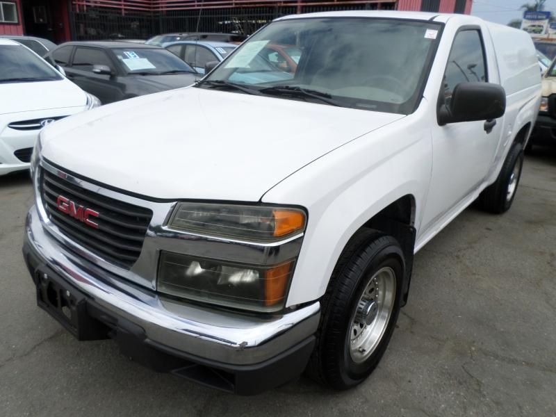 GMC Canyon 2008 price $9,950