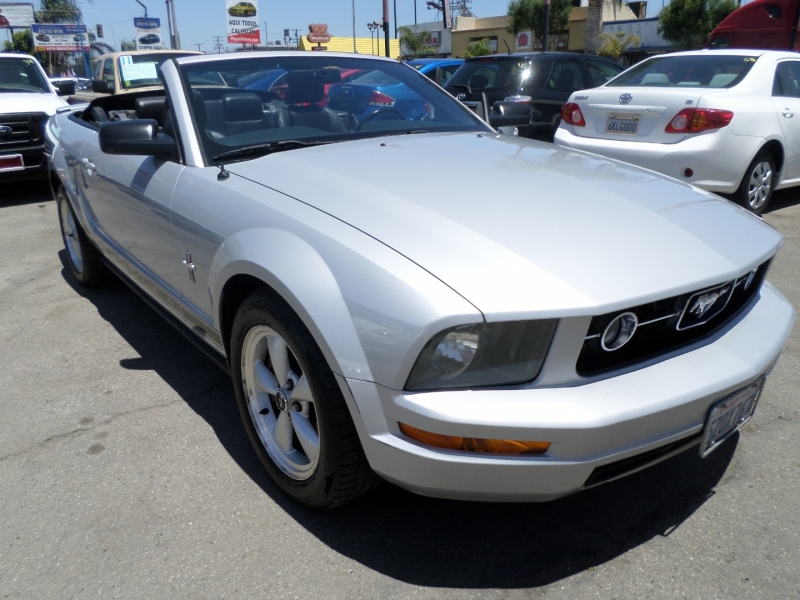 Ford Mustang 2007 price $9,450