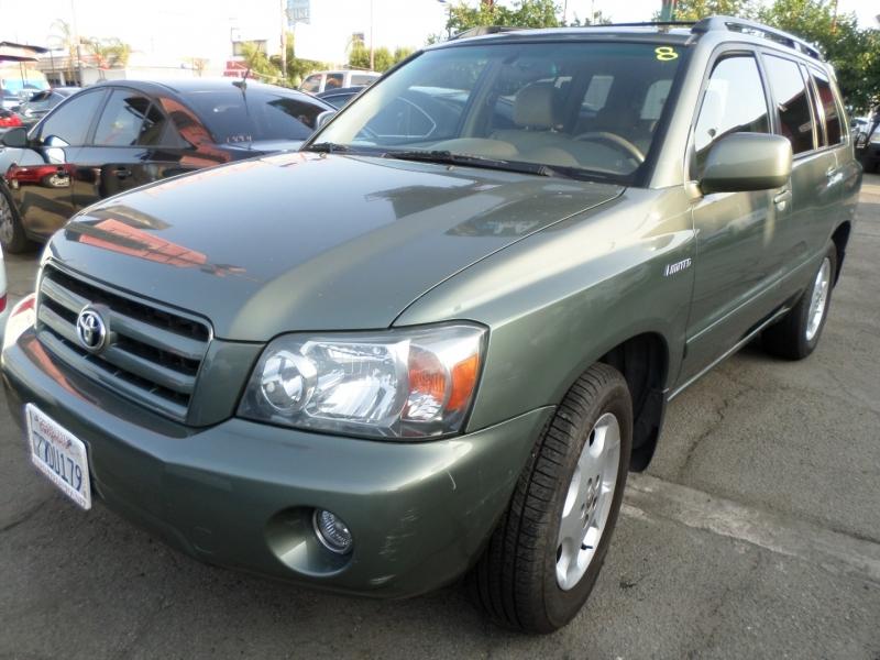 Toyota Highlander 2006 price $9,950