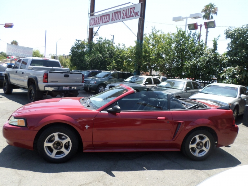 Ford Mustang 2003 price $6,450