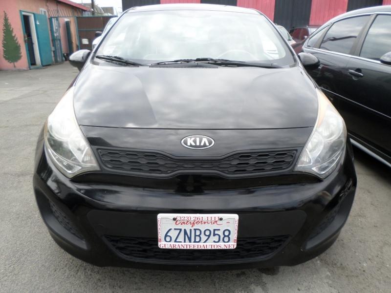 Kia Rio 2013 price $0