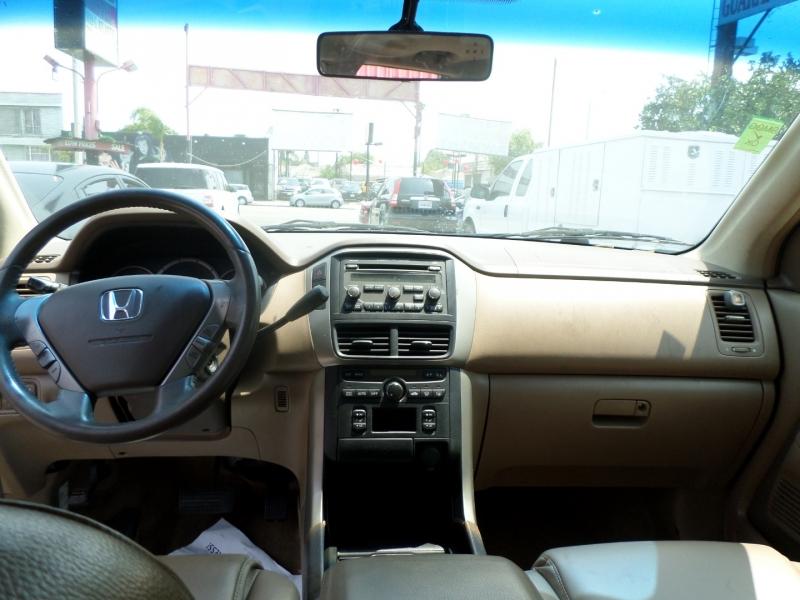 Honda Pilot 2007 price $8,450