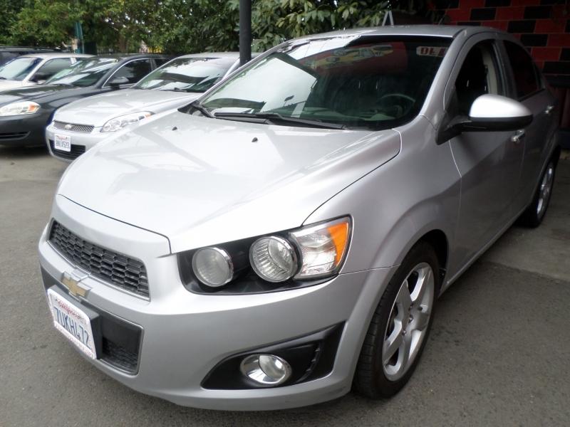 Chevrolet Sonic 2014 price $8,950