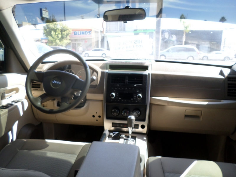 Jeep Liberty 2008 price $0