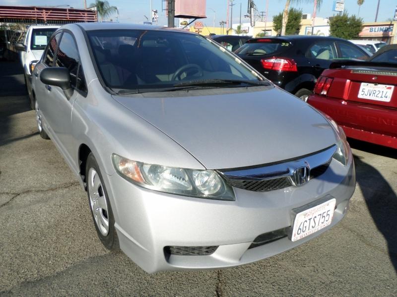 Honda Civic Sdn 2009 price $0