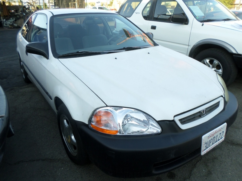 Honda Civic 1997 price $0