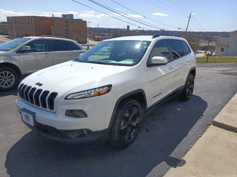 JEEP CHEROKEE 2016 price Call for Pricing.