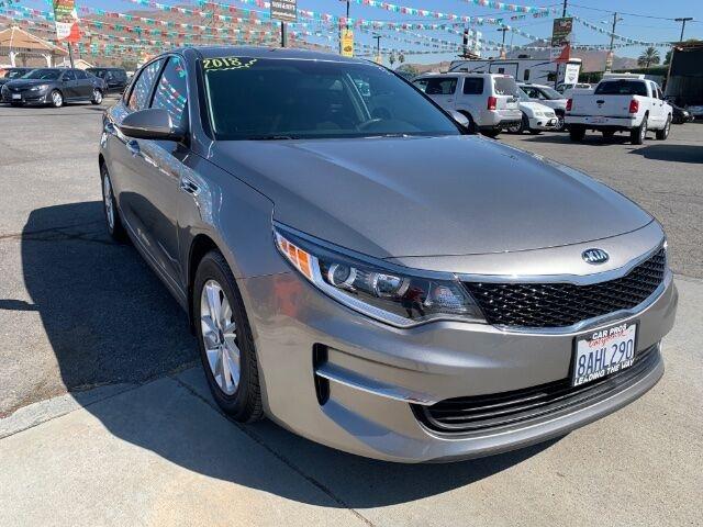 Kia Optima 2018 price $17,995