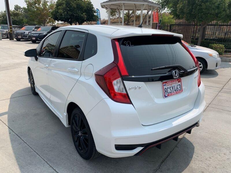 Honda Fit 2018 price $16,800