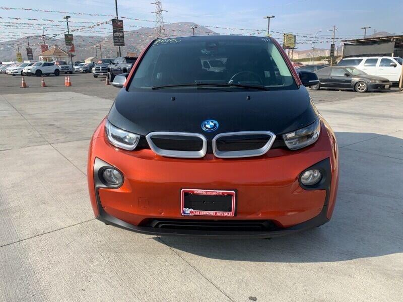 BMW i3 2015 price $12,800