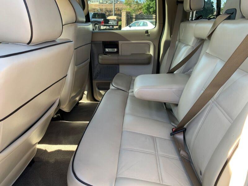 Lincoln Mark LT 2006 price $11,800