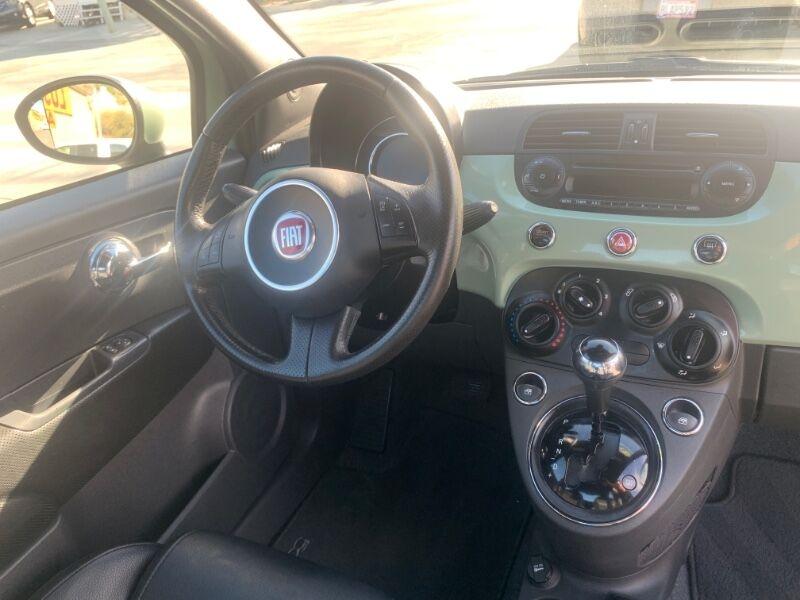 FIAT 500 2015 price $7,800
