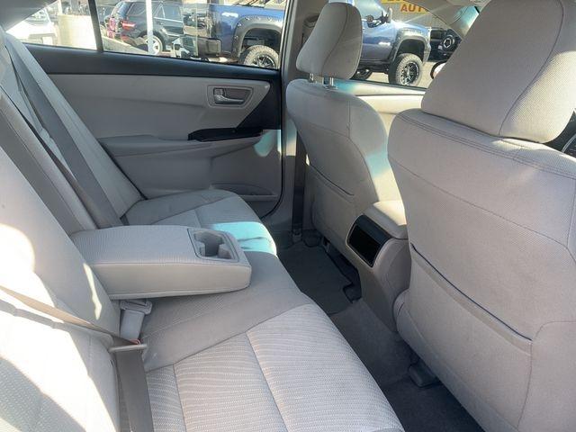 Toyota Camry 2017 price $16,800