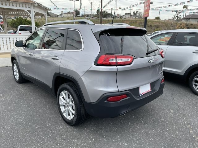 Jeep Cherokee 2018 price $14,800