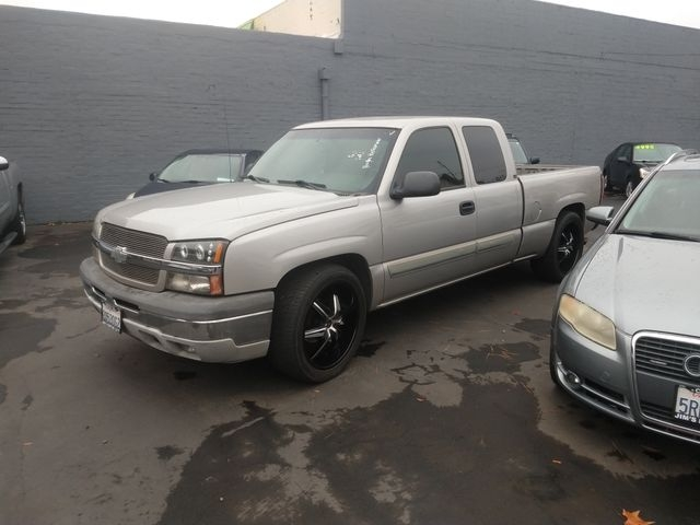 Chevrolet Silverado 1500 Extended Cab 2004 price $6,995