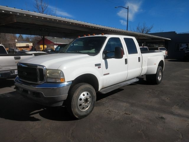 Ford F350 Super Duty Crew Cab 2003 price $14,995