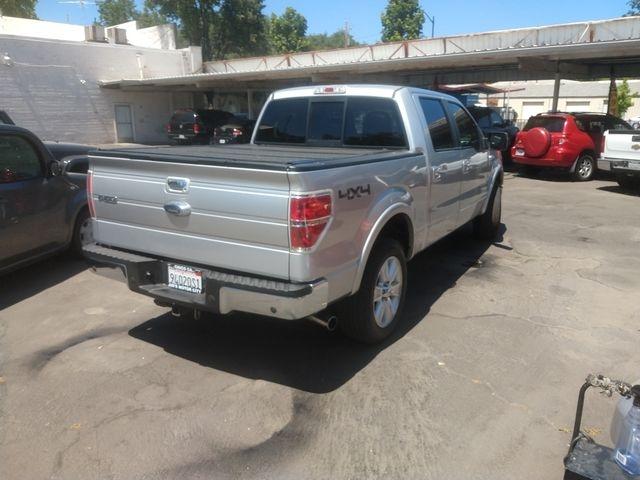 Ford F150 SuperCrew Cab 2011 price $18,995