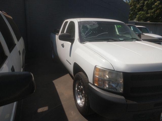 Chevrolet Silverado 1500 Extended Cab 2011 price $10,995