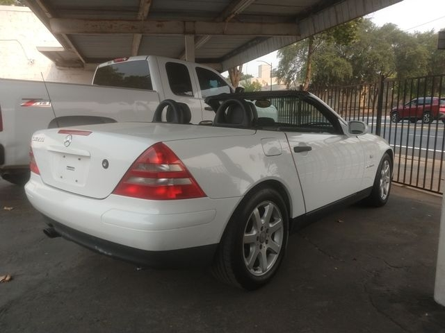 Mercedes-Benz SLK-Class 1999 price $5,495