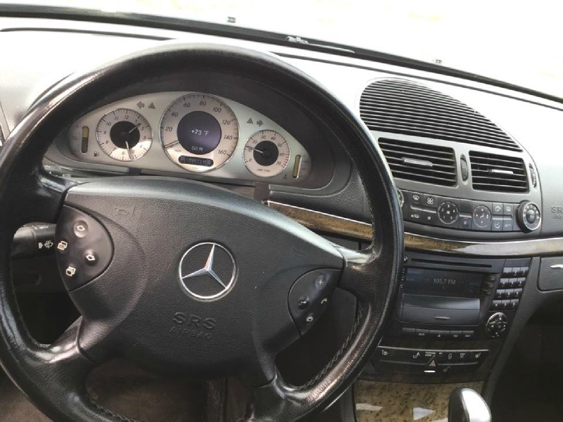 Mercedes-Benz E-Class 2003 price $5,800