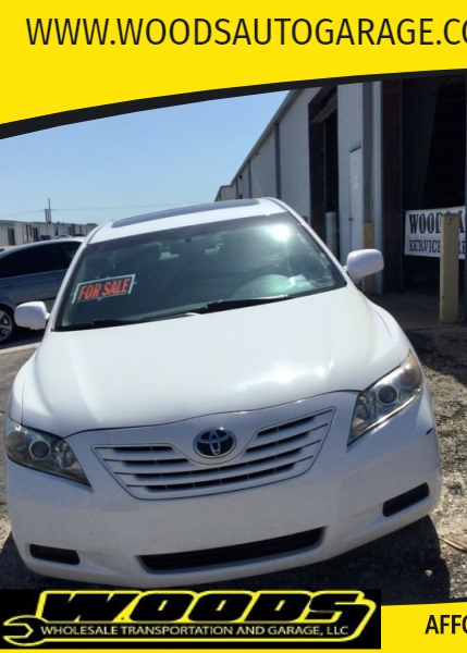 Toyota Camry 2009 price $6,550