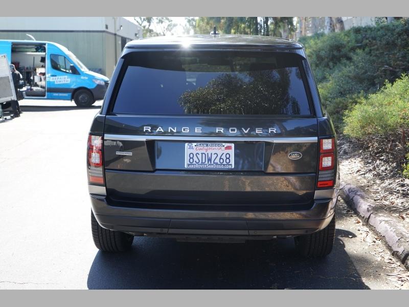 Land Rover Range Rover 2016 price $55,995