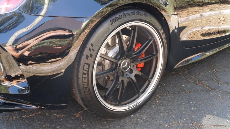 Mercedes-Benz AMG GT 2018 price $137,995