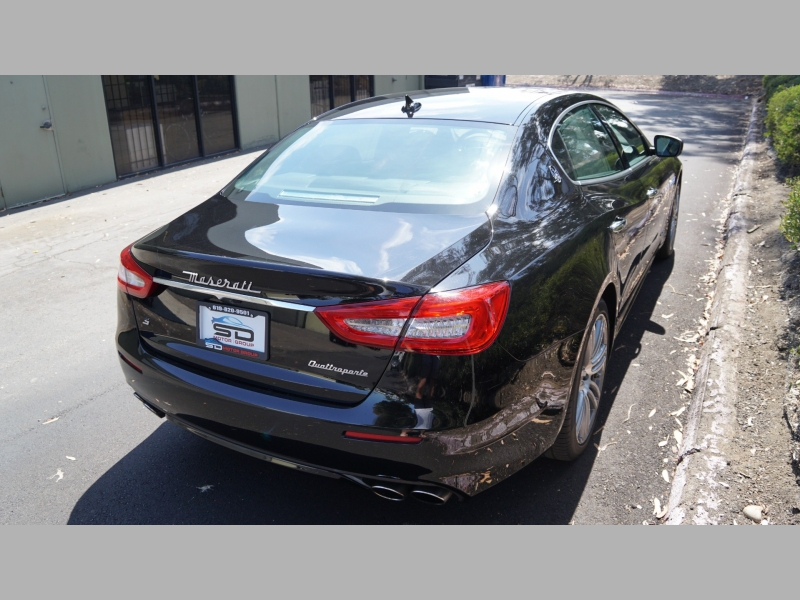 Maserati Quattroporte 2017 price CALL