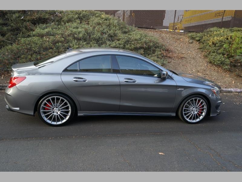 Mercedes-Benz CLA-Class 2015 price $31,995