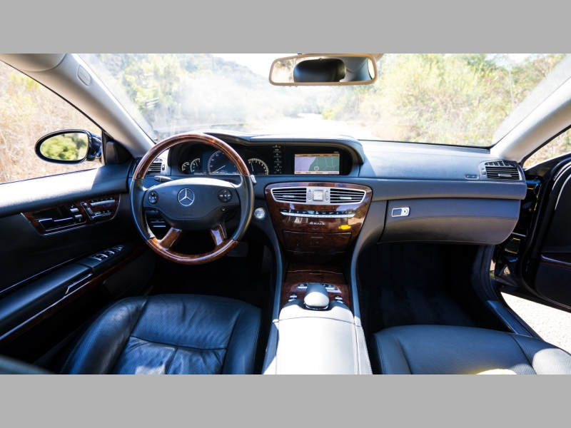Mercedes-Benz CL-Class 2009 price $21,995