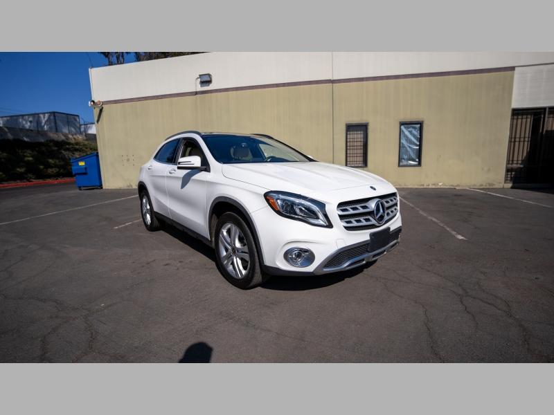 Mercedes-Benz GLA 2018 price $33,995
