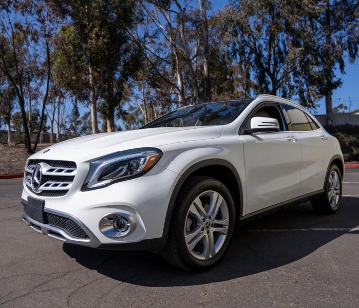 Mercedes-Benz GLA 2018 price $32,995