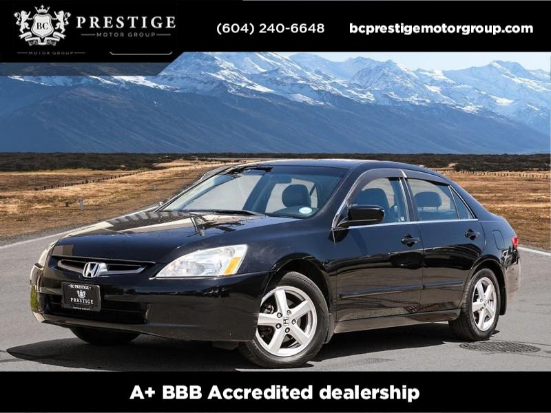 Honda Accord 2005 price $4,990